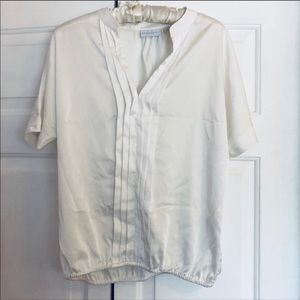 4 / $25 New York & company stretch collection top